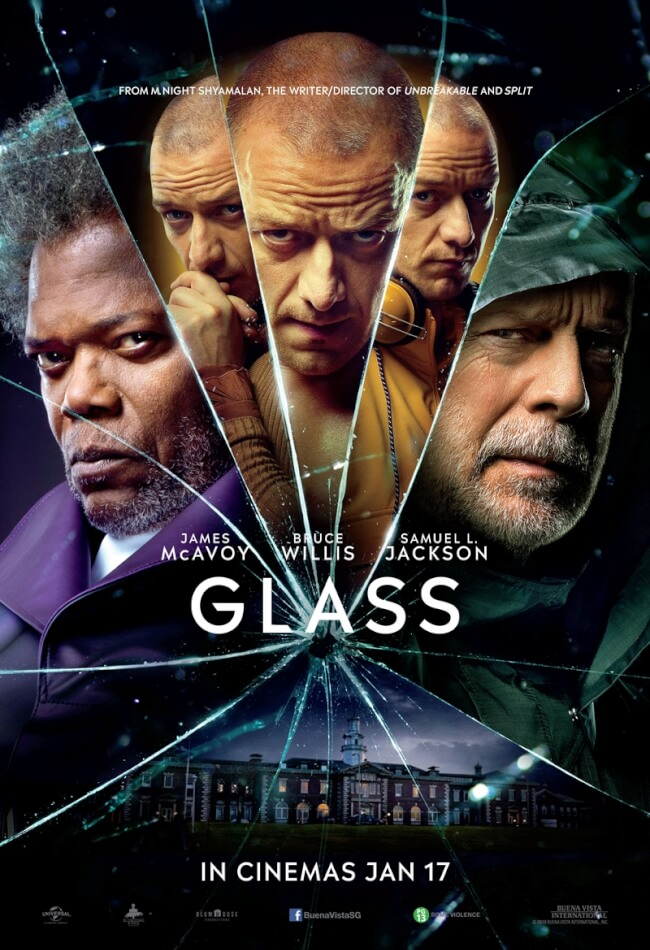 m night shyamalan movie 2019 GLASS 2019 Were Gonna Be Arguing About This Goddamn Movie