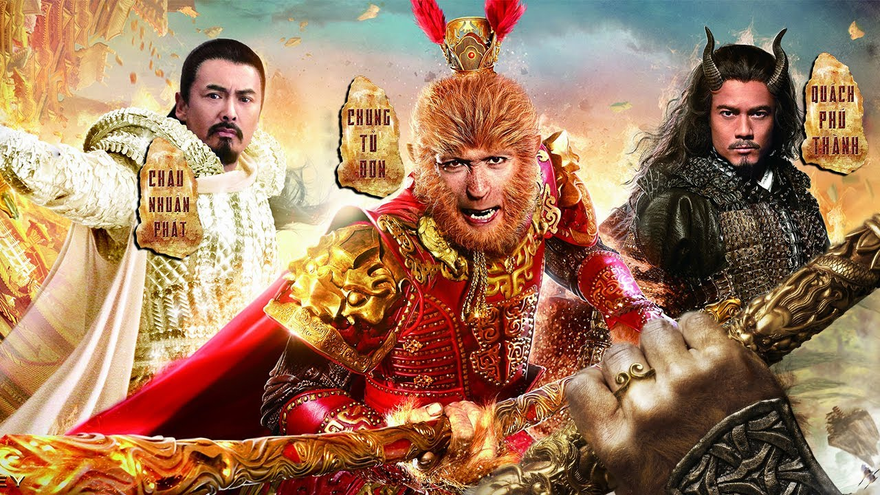 The Monkey King Review: As a colourful all-ages fantasy movie - MAD - Movie  Reviews